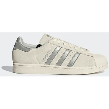 Chaussures Baskets basses adidas Originals SUPERSTAR - B41989 GRIS
