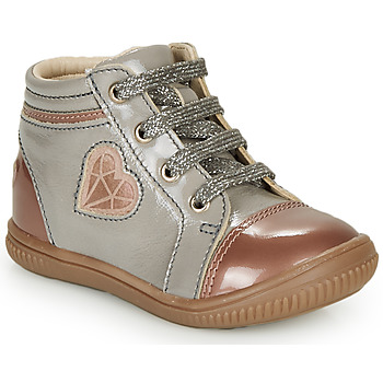 Chaussures Fille Baskets montantes GBB OTANA Noir