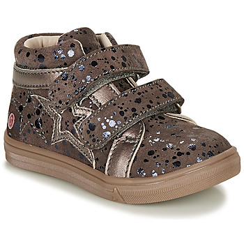 Chaussures Fille Baskets montantes GBB OHANE Marron