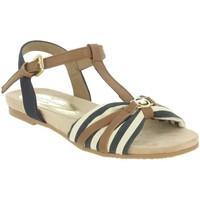 Chaussures Femme Sandales et Nu-pieds Tom Tailor 92205 bleu