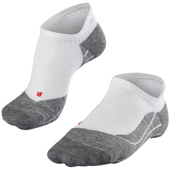 Accessoires Homme Chaussettes Falke RU4 Invisible Weiss