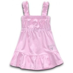 Vêtements Fille Robes Guess Robe  SL DRESS Rose Noir
