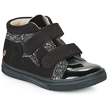 Chaussures Fille Baskets montantes GBB OHANE Noir