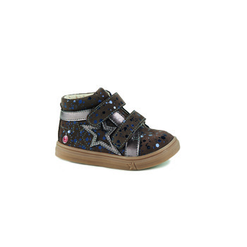 Chaussures Fille Baskets montantes GBB OHANE Beige