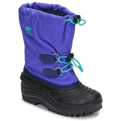 Neige Super De Youth Bleu Enfant Bottes Sorel Trooper™ Chaussures trCsxBhQd
