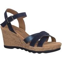 Chaussures Femme Sandales et Nu-pieds S.Oliver 28301 bleu
