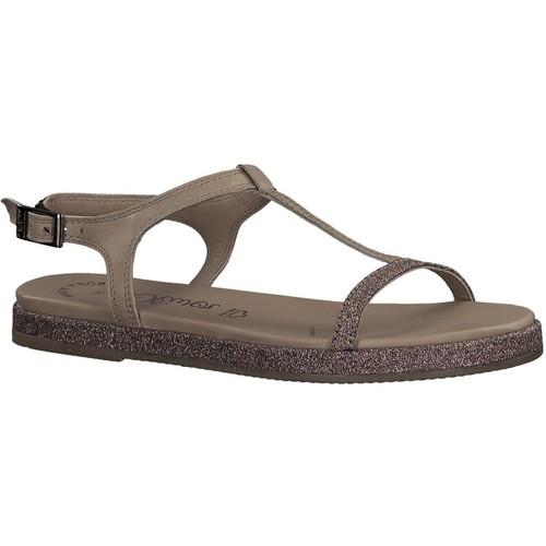 Chaussures Femme Sandales et Nu-pieds S.Oliver 28133 beige