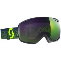 Accessoires Femme Accessoires sport Scott GOGGLE LINX BLUE/YELLOW ENCHANCER GREEN CHROME MASQUE LINX BLUE/YELLOW GREEN CHROME