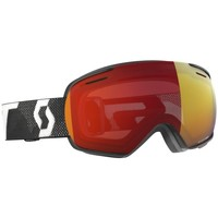 Accessoires Femme Accessoires sport Scott GOGGLE LINX WHITE/BLACK ENCHANCER RED CHROME MASQUE WHITE/BLACK RED CHROME