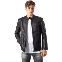 Vêtements Homme Vestes en cuir / synthétiques Only & Sons  22011975 Noir