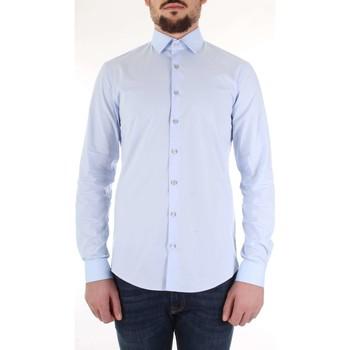 Vêtements Homme Chemises manches longues Calvin Klein Jeans K10K103170 Céleste