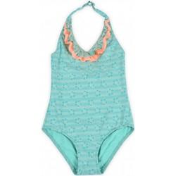 Vêtements Fille Maillots de bain 1 pièce Kiwi Saint Tropez Maillot de bain 1 pièce illustré MAGALY Multicolore