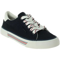 Chaussures Femme Baskets basses Tom Tailor 6995301 bleu
