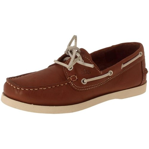 Chaussures Homme Chaussures bateau TBS phenis tabac
