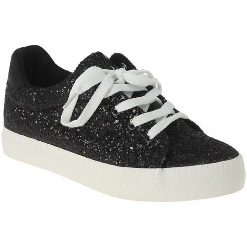 Chaussures Femme Baskets basses MTNG 69407 noir