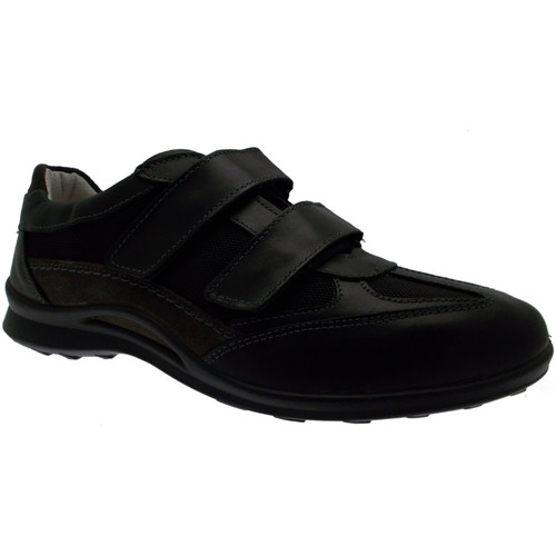Chaussures Homme Baskets basses Calzaturificio Loren LOG0250n nero