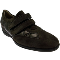 Chaussures Femme Baskets basses Loren LOL8075m marrone