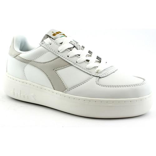 Chaussures Femme Baskets basses Diadora DIA-E19-C7904-PWC Bianco