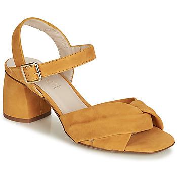 Chaussures Femme Sandales et Nu-pieds Fericelli JESSE Jaune