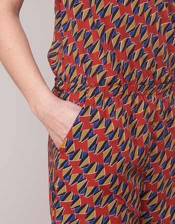 Femme Multicolore CombinaisonsSalopettes Rouge Kettelle Vêtements Moony Mood k0XN8OZnPw