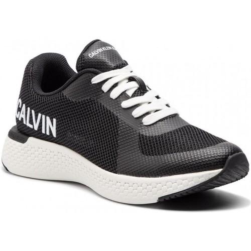 Chaussures Homme Baskets basses Calvin Klein Jeans s0584 noir