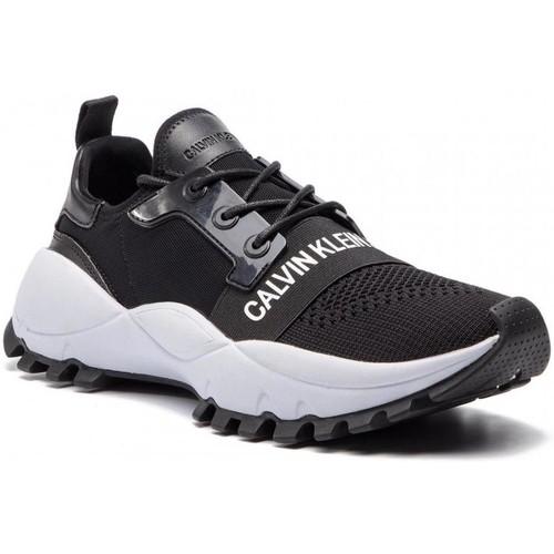 Chaussures Homme Baskets basses Calvin Klein Jeans s0588 noir