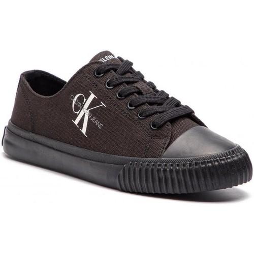 Chaussures Femme Baskets basses Calvin Klein Jeans r7799 noir