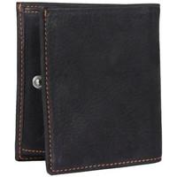 Sacs Homme Portefeuilles Frandi Porte monnaie et billets fabrication en France cuir 9613.3 Noir