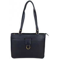 Sacs Femme Cabas / Sacs shopping Duolynx Sac cabas  01006-18 bleu marine Bleu marine