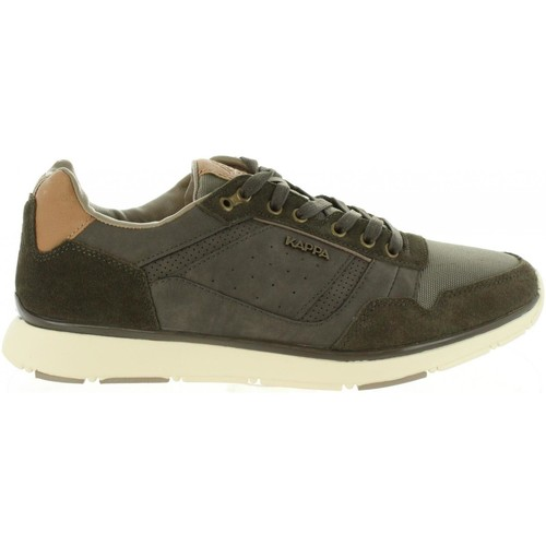Chaussures Homme Baskets basses Kappa 304I960 PRIAM Marr?n