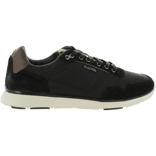 Chaussures Homme Baskets basses Kappa 304I960 PRIAM Negro