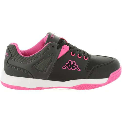 Chaussures Femme Baskets basses Kappa 304IBX0 DECERTO Negro