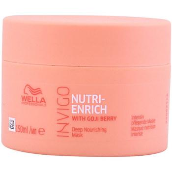 Beauté Soins & Après-shampooing Wella Invigo Nutri-enrich Mask  150 ml