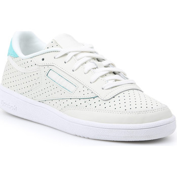 Chaussures Femme Baskets basses Reebok Sport Club C 85 Popped Perf Classic CM9277 beżowy