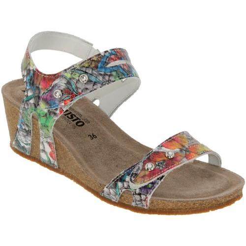 Chaussures Femme Sandales et Nu-pieds Mephisto MINOA Multi cuir