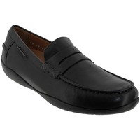 Chaussures Homme Mocassins Mephisto Igor Noir cuir