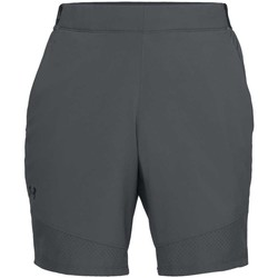 Vêtements Shorts / Bermudas Under Armour Short UA Vanish Woven - Gris