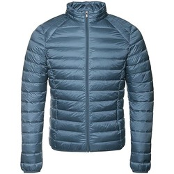 Vêtements Homme Doudounes Jott Just Over The Top MAT BASIC DOWN JACKET BLEU JEANS Bleu