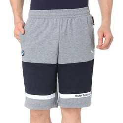 Vêtements Homme Shorts / Bermudas Puma Short Homme  Bmw Ms Sweat Shorts M Gris noir