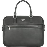 Sacs Homme Porte-Documents / Serviettes David Jones Porte-Document Cartable - Sacoche Ordinateur 15 pouces Gris