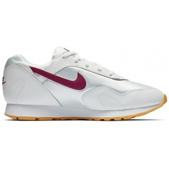 Chaussures Femme Running / trail Nike OUTBURST W / BLANC Blanc