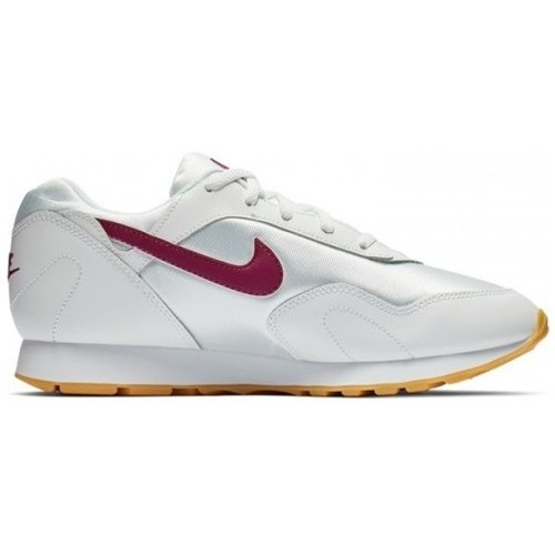 Chaussures Femme Running / trail Nike OUTBURST W / BLANC Blanc