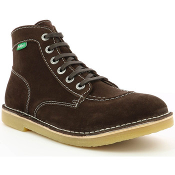 Chaussures Homme Boots Kickers Orilegend MARRON