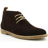 Chaussures Homme Boots Kickers Tyl MARRON FONCE
