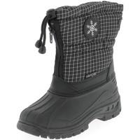 Chaussures Garçon Bottes de neige Alpes Vertigo Film noir ii apres ski jr Noir