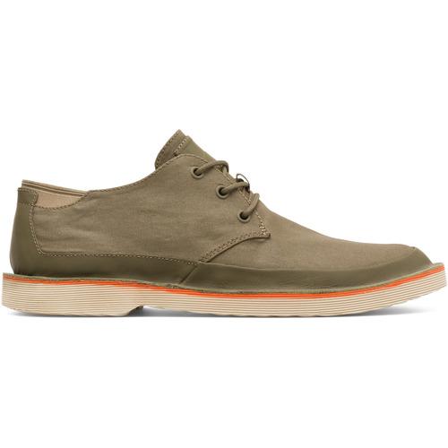 Chaussures Homme Derbies Camper Morrys K100088-012 Chaussures habillées Homme vert