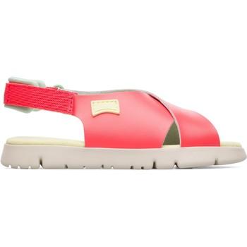 Chaussures Fille Sandales et Nu-pieds Camper Mira K800163-005 Sandales Enfant rose
