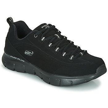 Chaussures Femme Baskets basses Skechers SYNERGY 3.0 Noir