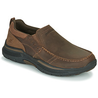 Chaussures Homme Mocassins Skechers EXPENDED Marron