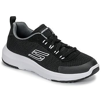 Chaussures Garçon Multisport Skechers DYNAMIC TREAD Noir